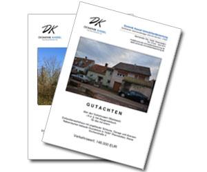Gutachten/ Immobilienbewertung - Wir erstellen Ihnen ein qualifiziertes Wertgutachten für Ihre Immobilie (Haus, Wohnung oder Grundstück)