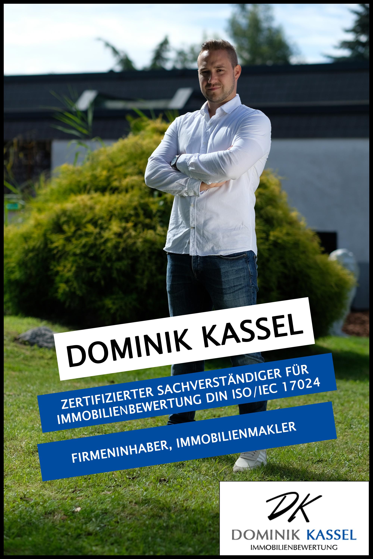 Dominik Kassel – Ihr Spezialist für Immobilienbewertung in Karlsruhe und Umgebung. Objektiv, neutral und unparteiisch