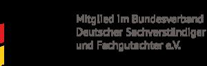 Mitglied im Bundesverband Deutscher Sachverständiger e.V. - Dominik Kassel Immobilienbewertungen