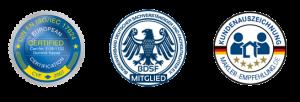 Zertifikate BDSF Maklerauszeichnung - Immobilienbewertung Karlsruhe inklusive Wertermittlung vom Sachverständiger